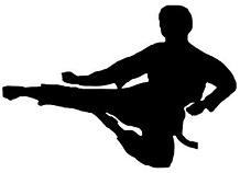 Boys' Karate School