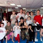 Group After Karate Class