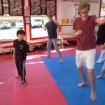 Martial arts Class Defense