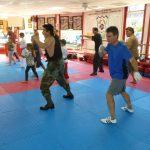 Self defense Class Drills
