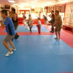 Self defense Class Work Out
