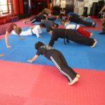 Karate Class Push-ups 2