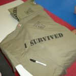 Karate Lessons I Survived Shirt