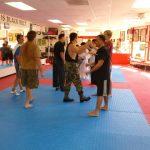 Karate Classes halfway through