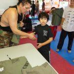 Kids Karate Training T-shirts