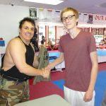 Greetings at Karate Schools