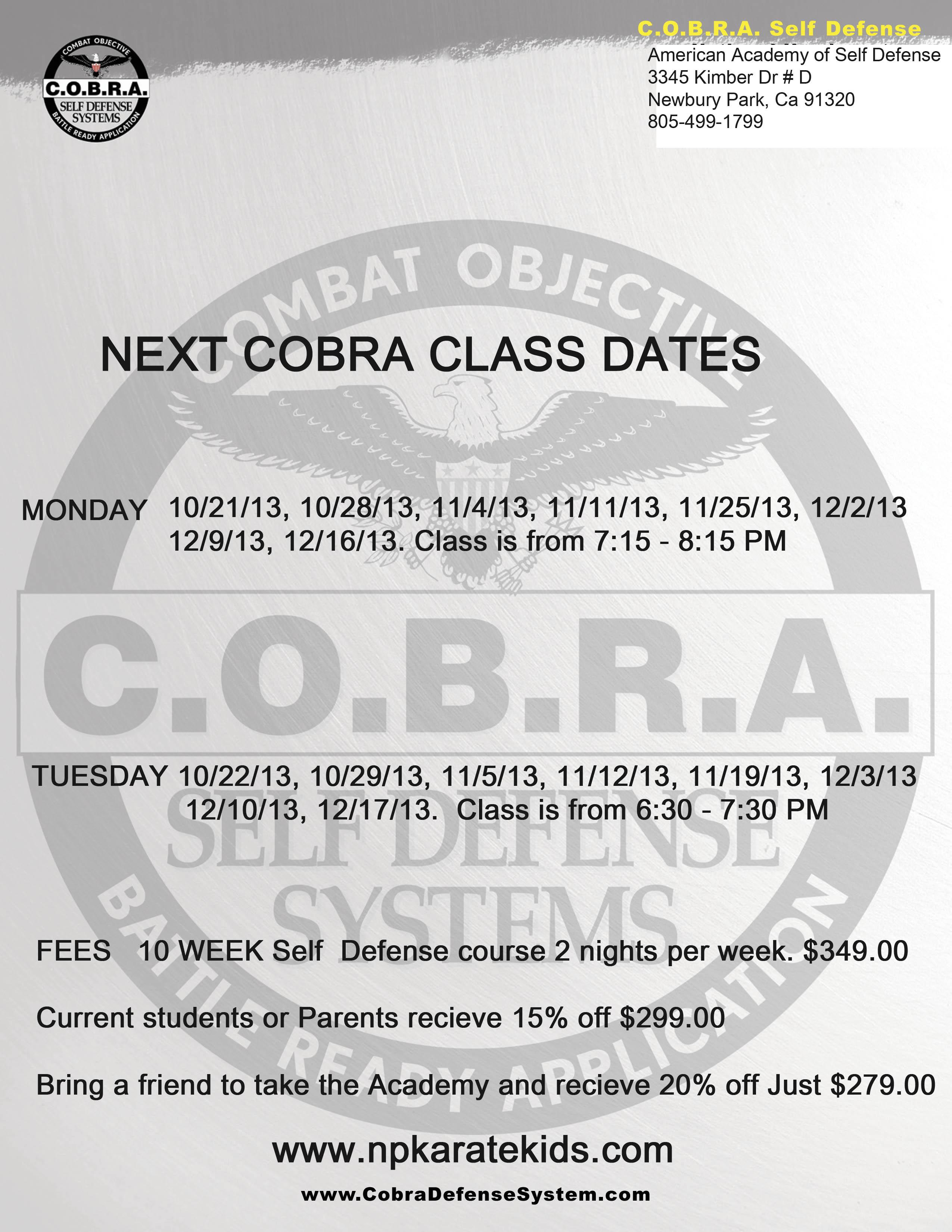 letterhead cobra copy