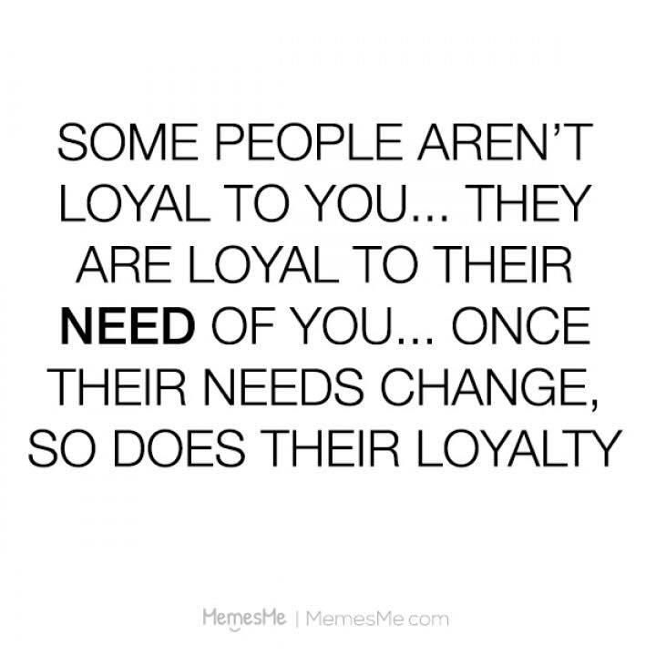 Loyalty)