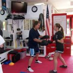 Bootcamp Karate Sparring 081
