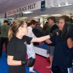 Bootcamp Karate Punching 082