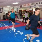 Bootcamp Martial Arts Running 084