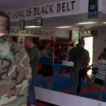 Bootcamp Karate Mirror 087