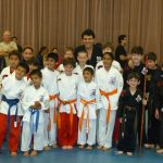 Kids Karate Class Group Shot 1