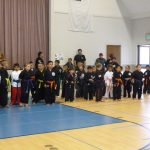 Kids Karate Class Group Shot 2