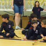 Kids Martial arts tournament 742