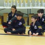 Kids Martial arts tournament 743