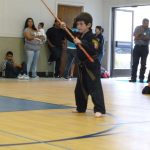 Kids Karate tournament 747