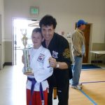 Kids Karate Trophy 3
