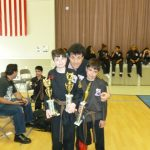 Kids Karate Trophies 5