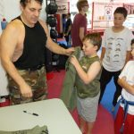 Kids Martial arts Training After Class