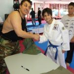 Kids Martial arts Classes meeting